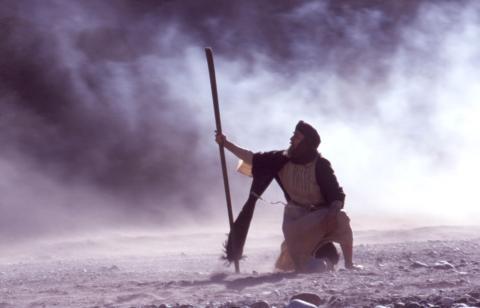 عکس: حضرت موسی علیه السلام